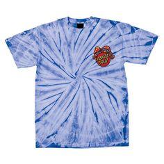 Santa Cruz Skateboards: Tees & Tops: Shroom Dot S/S T Shirt