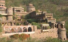 Neemrana Fort Palace, India