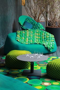 Salon vert de Oiko & Cleaf @ Milano 2015