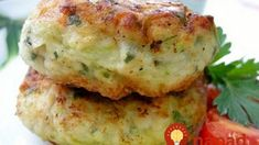 Hearty and healthy cutlets from zucchini / Health Alphabet Supper Recipes, Healthy Dinner Recipes, Appetizer Recipes, Vegetarian Recipes, Cooking Recipes, Breakfast Recipes, Vegetable Dishes, Vegetable Recipes, Russian Recipes