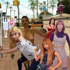 Kpop Memes, Dankest Memes, Meme Faces, Funny Faces, K Pop, Loona Kim Lip, Twice Fanart, Chaeyoung Twice, Wtf Face