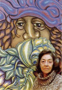 Emma Reyes, pintora y escritora colombiana