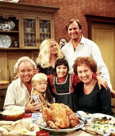 All in the Family - Thanksgiving with the Bunkers
