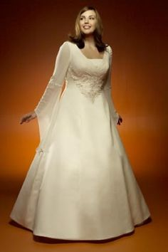 plus size wedding dresses | This is a preview of Plus Size Wedding Dresses With Sleeves . Read the ...