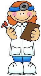 Image result for kleuters clipart doctors