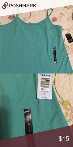 Take 50% off ⛄️Torrid cami adjustable straps 3z 22 Size 3 camisole from Torrid torrid Tops Camisoles