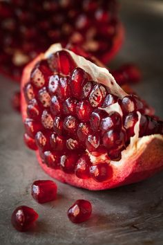 pomegranate - one of my favorite fruits