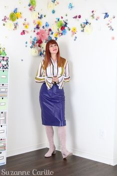 How Social Media & Hype Influence Us - Suzanne Carillo Media Influence, Online Reviews, Tj Maxx, Get Dressed, New Outfits, The Twenties, Leather Skirt, That Look, Dress Up