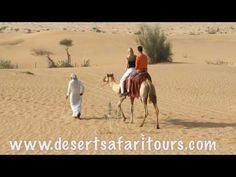 Morning Desert Safari with Camel Riding