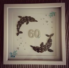 Something a little different....love pebble art ❤ #dolphins #pebbleart #pebbleart #pebbles