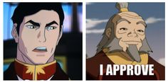 I think we all do, Iroh.