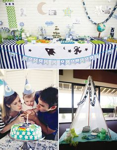 Playful {Rockets & Aliens} Toy Story Birthday Party