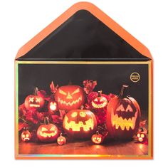 Halloween Day Pumpkin Papyrus New in packaging
