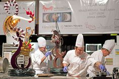 The All-American Pastry Team Earns the Coveted Prize for Best Dégustation and Silver Medal Overall at The World Pastry Championships | The French Pastry School