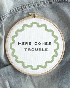 Embroidery For Beginners, Finding Peace, Cross Stitch Designs, Diy Kits, Tool Design, Folklore, Design Crafts, Wall Hangings, Design Your Own