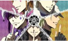 Imagen de dance with devils and anime
