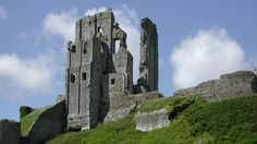 Castles ruins england castle wallpaper