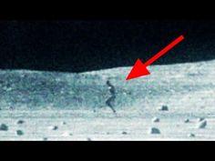 VIDEO incredibili: Un alieno sulla Luna registrato durante la missione Apollo 11