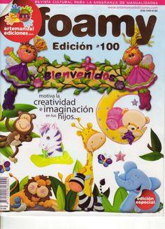 Artemanual foamy edición # 100 (parte 1)