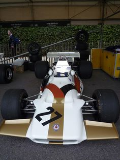 1970 Pedro Rodriguez & Jackie Oliver, BRM P153 F1 Racing Car