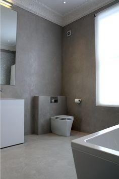 London Tadelakt Bathroom | Decor Tadelakt