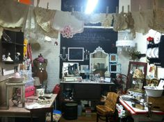 My Shoppe at the Nomadic Trading Co. located in Punxsy, PA