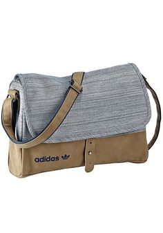ADIDAS Womens Casual Messeng Bag stdars/runwhi/sttarn #planetsports