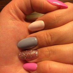 Choose one of these summer nail art designs to find which one best matches your style! You can tweak them to make them your own. So, grab your favorite nail polish colors and nail art tools and get to work!