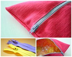 pencil case... Very easy to sew..