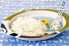 Schar, een Noordzeevis, is lekker, duurzaam en zacht in prijs. Presenteer deze vis met een mosterdsausje en een verrassende combinatie van prei en Luikse siroop voor een voedzame maaltijd. Tip! Je kan de ingrediënten voor deze babymaaltijd ook stomen.