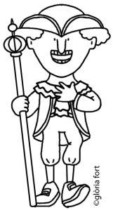 Ball de Nans, Festa Major_Vilanova i la Geltrú   glòria fort _ illustration Illustration, Traditional, Fictional Characters, Party, Easter, Illustrations, Fantasy Characters