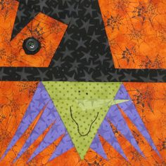 Quilt Doodle Doodles...: Something Wicked This Way Comes...