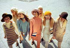 60s-women-fashion-vogue-by-norman parkinson-16 | Trendland