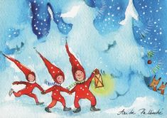 Christmas Greetings, Christmas Time, Holiday, Elves, Your Cards, Thank You Cards, Disney Characters, Fictional Characters, Pixies