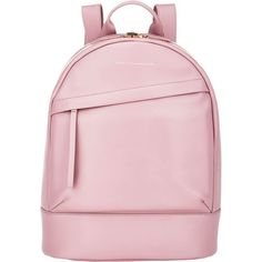 WANT Les Essentiels de la Vie Piper Backpack ( 679) ❤ liked on Polyvore  featuring 39a091e83c0bd