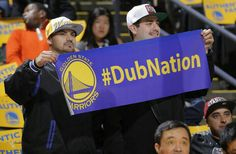 You already be knowin'! #dubcity #dubnation #gsw