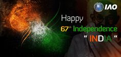 We wish you a Happy Indian Independence Day.
