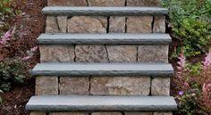 gartentreppe aus steinen selber bauen - fresHouse