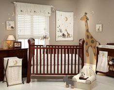 Awesome Couleur Chambre Bebe Marron Photos - House Design ...