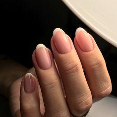 Work Nails, Polygel Nails, Pointy Nails, Nail Manicure, Simple Acrylic Nails, Best Acrylic Nails, Pretty Gel Nails, Cute Nails, Minimalist Nails