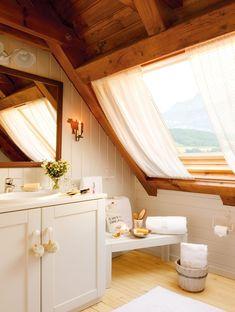 baños con techos de madera - Hľadať Googlom