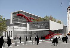 Concurso Centro Cultural de Córdoba - UNC, Mención – ARQA