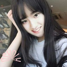 Kyungsoo girl version selca really oshem.. Dunno how can be like that /.\ #kyungsoo #gs #girl #genderswitch #exo #bini3bangsat