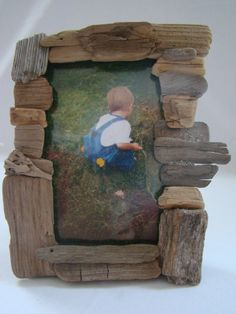 driftwood frame by drift at wwwetsycomshopshecandrift