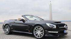 Brabus 800 roadster Mercedes SL 65 AMG debut at 2013 Geneva Motor Show | Rush Lane