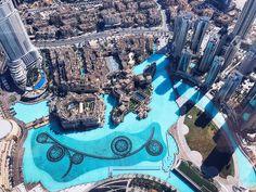 The view from the burj kalifa Cold Stone Creamery, Josie Loves, Mall, Burj Khalifa, Lifestyle Blog, City Photo, Travel, Instagram, Dubai Travel