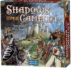 Shadows Over Camelot | 26 Board Games You Have To Play Before You Die