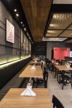 Galeria de Mais! Bistrô Impermanente / Syndrome - 16 #restaurantdesign