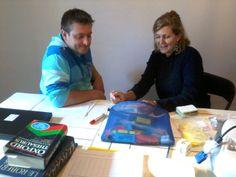 Anglais In France - Google+ Avec Victoria, Anthony travaille sur sa confiance à l'oral. A Vazerac, Anglais in France. http://anglais-in-france.fr/les-formateurs-120.aspx