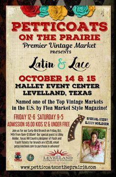 Flea Market Style, Petticoats, Flea Markets, Vintage Market, Vintage Farmhouse, Special Guest, Vintage Tops, Shabby Chic, Fun